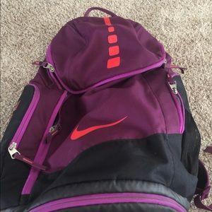 Nike Accessories - Nike elite basketball bag b66fb5d5df8b8